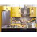 Кухни с фасадами из пластика FENIX