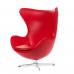 Кресло EGG кожа